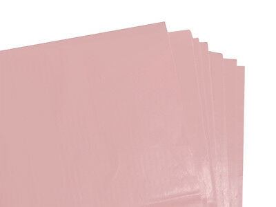 """Pink 500 Sheets REAM Acid Free Tissue Wrapping Paper 500mm x 750mm 20"""" x 30"""""""