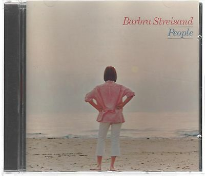 Barbra Streisand People Cd F.c. Come Nuovo!!!