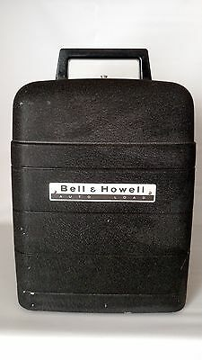 bell & howell projector model 256 instruction manual