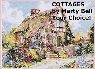 Pegasus - COTTAGES by MARTY BELL - Your Choice!