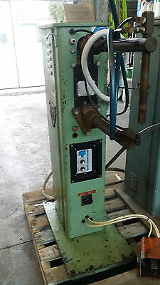 Spot Welder Aston 15KVA 3 phase heavy duty foot treadle sheet metal welding 415V