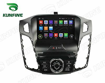 Quad Core Android 5.1 Car Stereo DVD Player GPS Navi For Ford Focus 2012 Radio