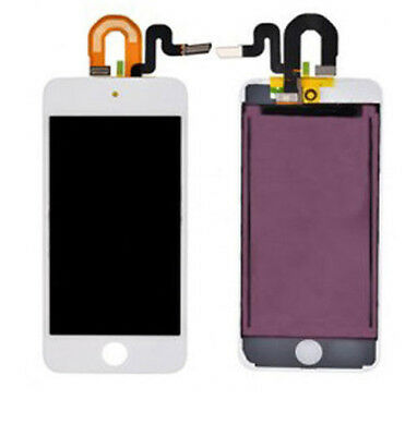 LCD Screen Display Assembly For iPod Touch 5th Gen - Replacement Part /White