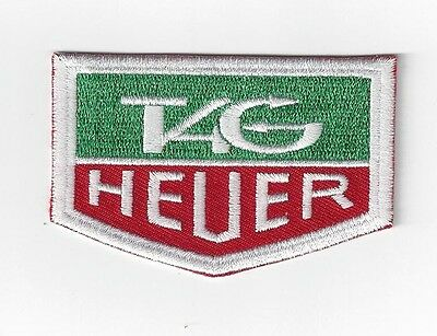 Tag Heuer  Iron On  Patch Buy 2 Get 1 Free