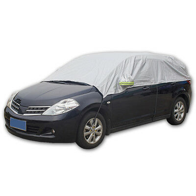 Medium - Large Saloon Hatchback Car Roof Top Half Cover Water Resistance Protect