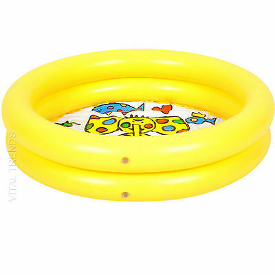 Baby Toddler Kids Child Children Inflatable Swimming Paddling Pool Toy Fun Water