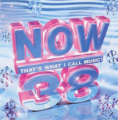 Now That's What I Call Music 38 2 Disc CD FREE SHIPPING