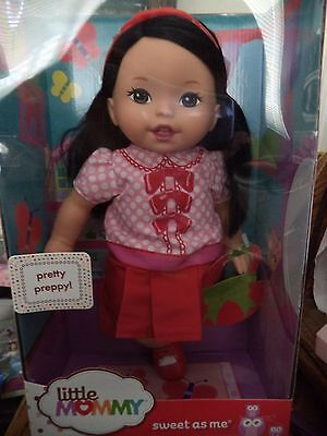 Fisher Price Little Mommy Sweet As Me Pretty Preppy Asian Girl *nu*