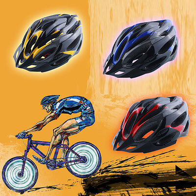 Cycling Helmet Adjustable Bicycle Road Mountain Safety Unisex ultralight Visor