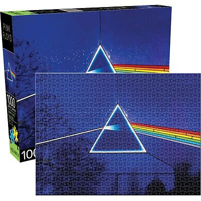 Pink Floyd Dark Side of the Moon 1000 Piece Puzzle