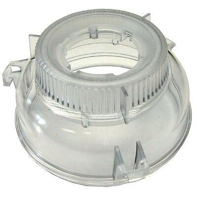 "Hamilton Beach Cover  5-1/2"" DIA CLEAR, NO CENTER CAP 280020500"