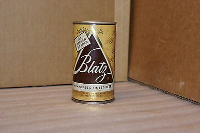Vintage 1952 Blatz No Opener Needed Beer Can Full UNOPENED
