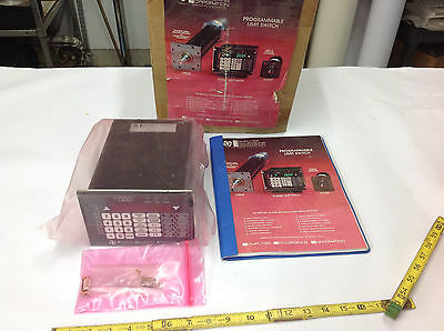 Computer Conversions PLS1000 Programmable Limit Switch Controller 16 Circuit NIB