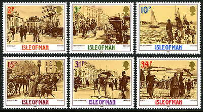 Isle of Man 321-326,MNH.Accession of Queen Victoria to the Throne,150th ann.1987