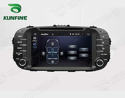 Quad Core Android 5.1 Car Stereo DVD Player GPS Navigation For Kia SOUL 14 Radio