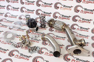TiAL GRIMMSPEED MV-S 38 002953 WASTEGATE UP PIPE DUMP TUBE BRACKET 059001 010019