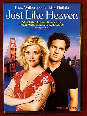 Just Like Heaven (DVD, 2005, Widescreen) - E0225