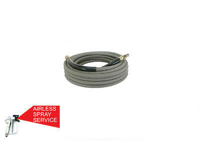 Bar Grey Water Blaster Hose  Available In 15M And 30 M *brand New*genuine*