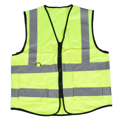 High Visibility Night Cycling Running Reflective Safety Vest Sports Waistcoat