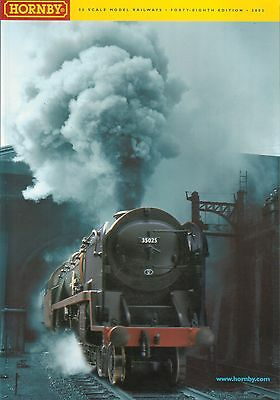 Hornby 2002 Catalogue - Edition 48
