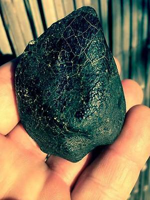Huge 128 Gram Oriented Eucrite Meteorite From The Bob Haag Collection