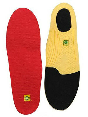 #0 Spenco PolySorb Total Support Insole Insert WOMEN Shoe Size 3 3.5 4 4.5