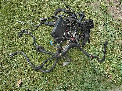 1991 Jeep Cherokee XJ OEM Complete Factory Engine Wire Harness