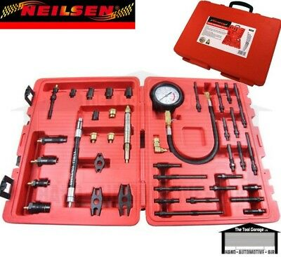 BERGEN Tools Engine Compression Tester, Master Kit NEW 5251
