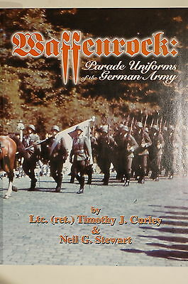 WW2 German Waffenrock Parade Uniforms of the German Army Reference Book