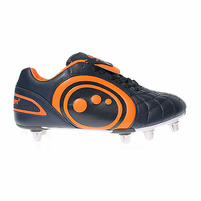 OPTIMUM Eclipse Mens Rugby Boot - RRP £35, UK 8