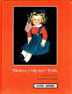 Modern Collector's Dolls, Patricia R. Smith, Hb.1976, Vgc.