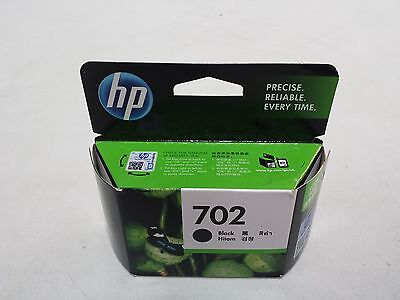 HP 702 Black Ink Cartridge CC660AA - OFFICEJET J3508 J3606