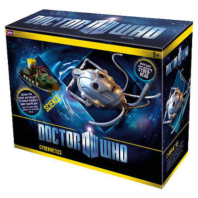 """Underground Toys 5"""" Doctor Who Playset Cybernetics!  Build your own Cyberman!"""