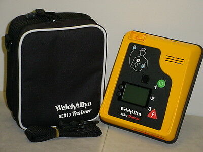 Welch Allyn AED Trainer - Spanish Language