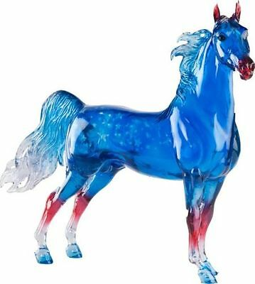 BRAND NEW Breyer Model Horses Traditional Size Patriot #1755 Blue Limited Editio