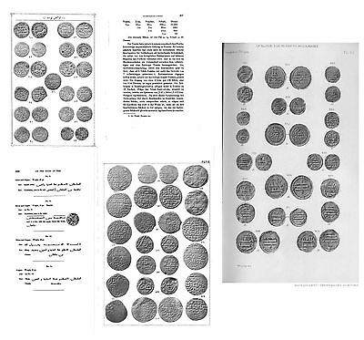 DVD 261 rare books on islamic coins Caliphate Maghreb Ottoman Persia Transoxiana
