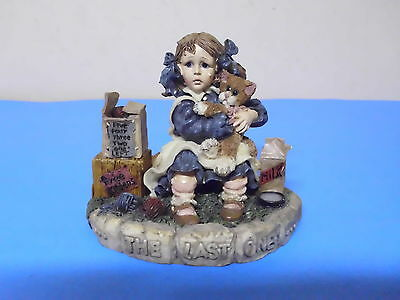 Yesterdays Child The Dollstone Collection Figurine Home Again Series # 11