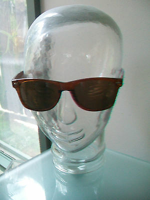 New Glass Head Mannequin  Hat Wig Stand Display Retro