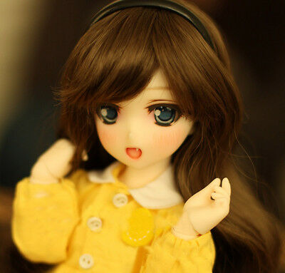 Free eyes+Both Face Makeup Include Sleeping Face BJD 1//6 FL RealFee Mari--