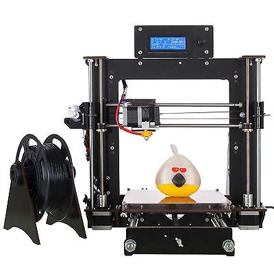 DIY 3D Printer full complete kit for Reprap Prusa i3 - Factory Direct - PLA ABS