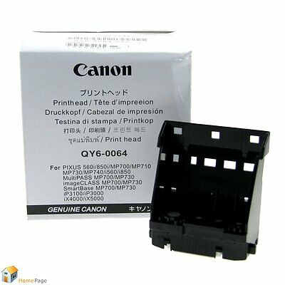 New Genuine Canon tête d'impression QY6-0064 pour Canon IP3100 IP3000