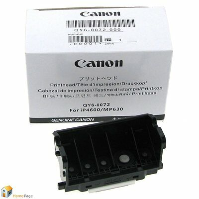 NEW QY6-0072 Printhead pour Canon IP4600 IP4700 MP630 MP640
