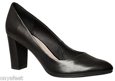 Womens Hush Puppies Adults - Hallie Black Walking Leather Shoes
