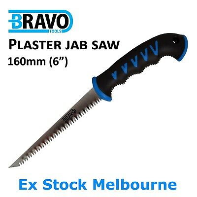 "BRAVO Tools Plaster Jab / Drywall Plaster Saw 160mm (6"")"