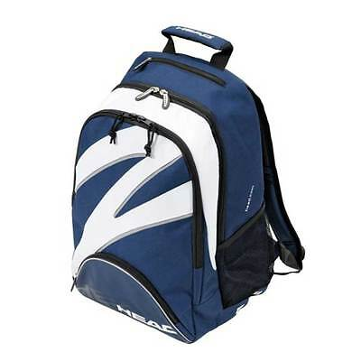 Head PERFORMANCE Backpack blau/weiss - Tennisrucksack - ExUVP 49,95