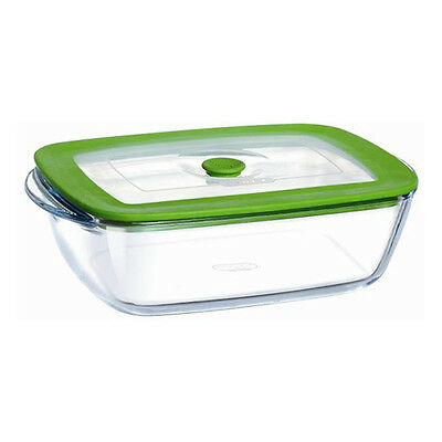 Pyrex Cook & Store 23cm Rectangular Dish With Lid