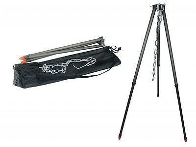 Yellowstone Telescopic Campfire Tripod