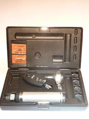 HEINE BETA 200 F.O.  Fiber Optik HNO Diagnostik Set Otoskop Ophthalmoskop