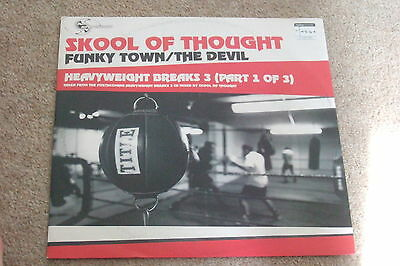 Skool Of Thought ‎– Heavyweight Breaks 3        2004     BREAKBEAT!!