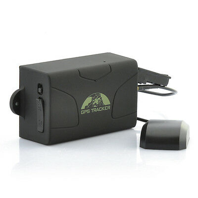 Real-Time Car GPS Tracker - Magnetic, Weatherproof-Long Life Battery-